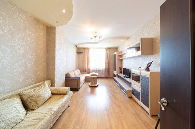 2-комн. квартира, 70 кв.м. на 6 человек, шоссе Космонавтов, 215, Пермь - Фотография 31