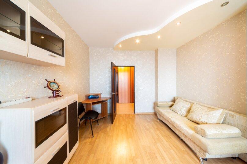 2-комн. квартира, 70 кв.м. на 6 человек, шоссе Космонавтов, 215, Пермь - Фотография 32
