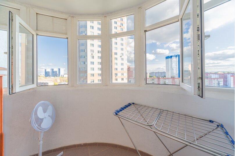 2-комн. квартира, 70 кв.м. на 6 человек, шоссе Космонавтов, 215, Пермь - Фотография 39