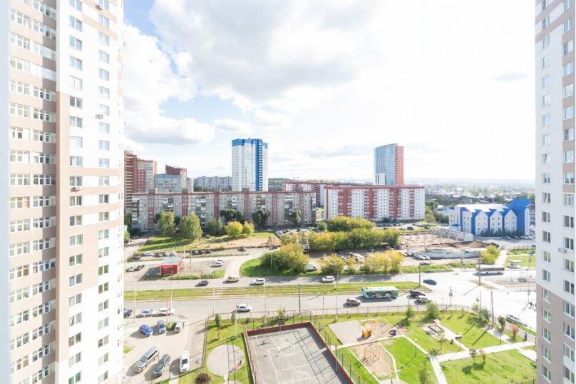 2-комн. квартира, 70 кв.м. на 6 человек, шоссе Космонавтов, 215, Пермь - Фотография 41
