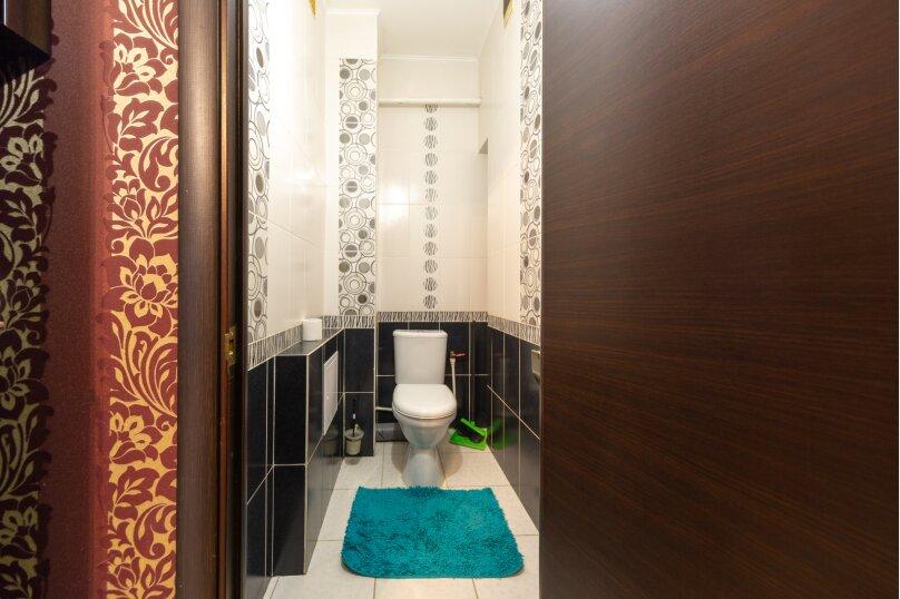 2-комн. квартира, 70 кв.м. на 6 человек, шоссе Космонавтов, 215, Пермь - Фотография 45
