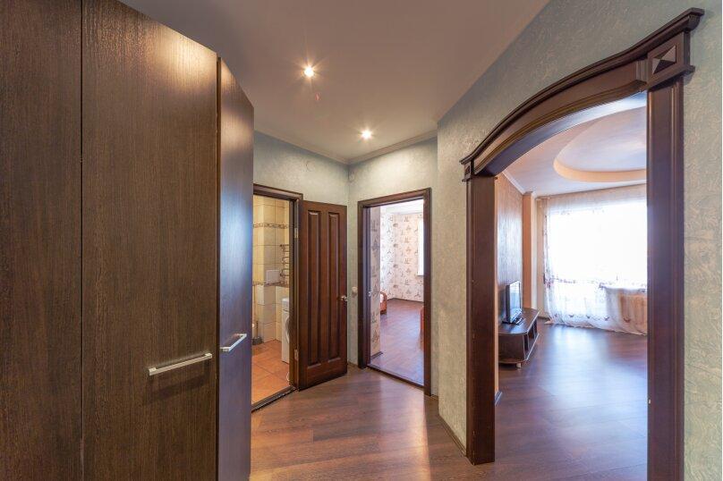 2-комн. квартира, 60 кв.м. на 5 человек, улица Танкистов, 9, Пермь - Фотография 3
