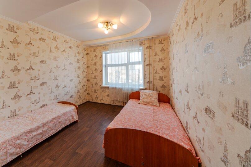 2-комн. квартира, 60 кв.м. на 5 человек, улица Танкистов, 9, Пермь - Фотография 14
