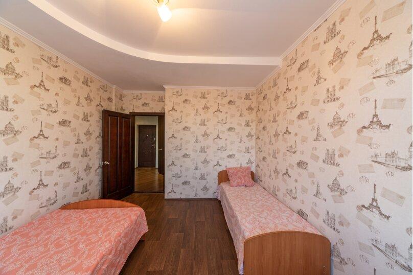 2-комн. квартира, 60 кв.м. на 5 человек, улица Танкистов, 9, Пермь - Фотография 16