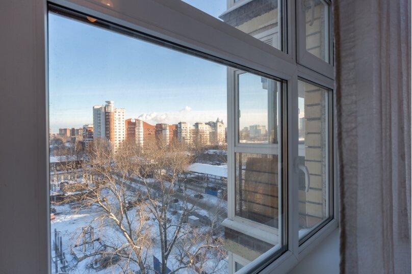 2-комн. квартира, 60 кв.м. на 5 человек, улица Танкистов, 9, Пермь - Фотография 22