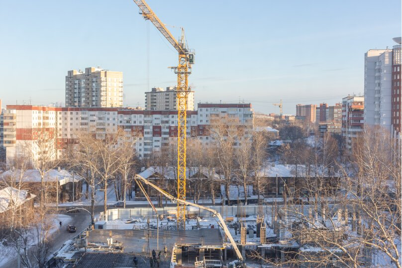 2-комн. квартира, 60 кв.м. на 5 человек, улица Танкистов, 9, Пермь - Фотография 25