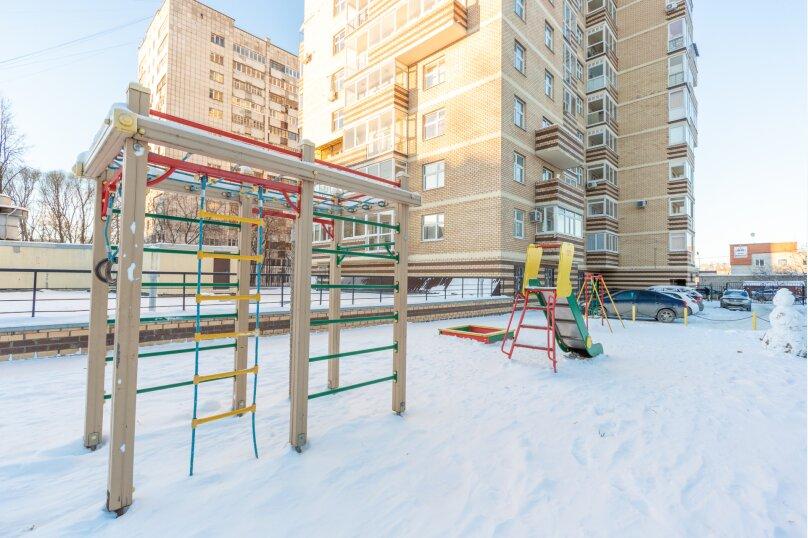 2-комн. квартира, 60 кв.м. на 5 человек, улица Танкистов, 9, Пермь - Фотография 33