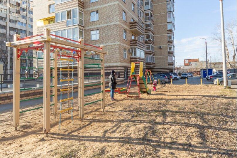 2-комн. квартира, 50 кв.м. на 6 человек, улица Танкистов, 9, Пермь - Фотография 5