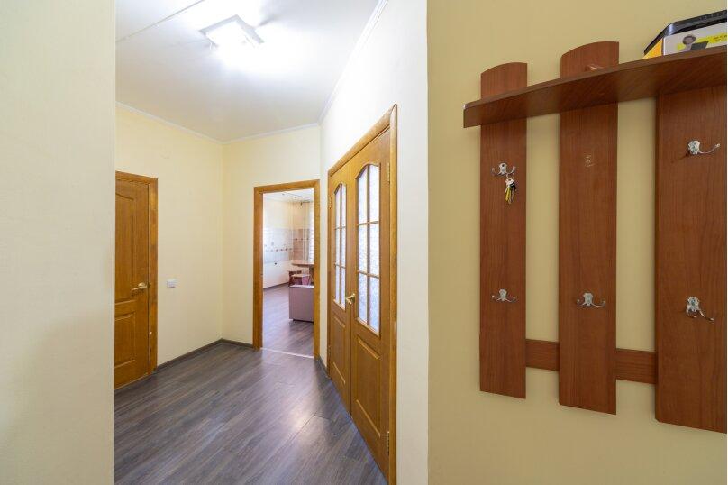 2-комн. квартира, 50 кв.м. на 6 человек, улица Танкистов, 9, Пермь - Фотография 8