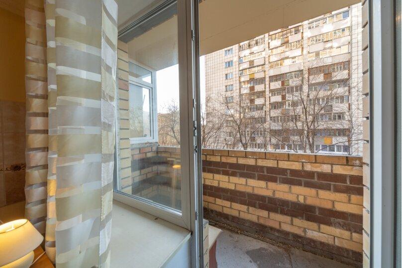 2-комн. квартира, 50 кв.м. на 6 человек, улица Танкистов, 9, Пермь - Фотография 18