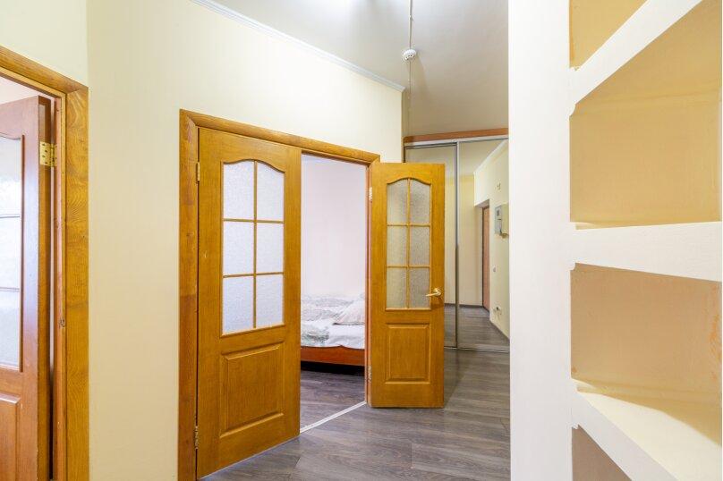 2-комн. квартира, 50 кв.м. на 6 человек, улица Танкистов, 9, Пермь - Фотография 20