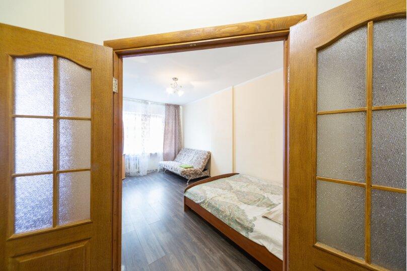 2-комн. квартира, 50 кв.м. на 6 человек, улица Танкистов, 9, Пермь - Фотография 21