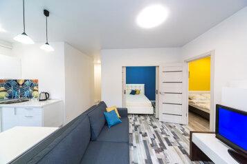 3-комн. квартира, 50 кв.м. на 6 человек, Комсомольский проспект, 24, Пермь - Фотография 1