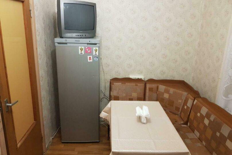 1-комн. квартира, 45 кв.м. на 4 человека, проезд Шокальского, 31к1, Москва - Фотография 8