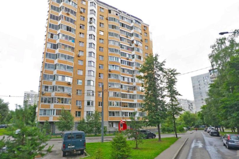 1-комн. квартира, 45 кв.м. на 4 человека, проезд Шокальского, 31к1, Москва - Фотография 10