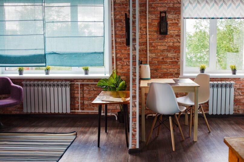1-комн. квартира, 30 кв.м. на 3 человека, Строительная улица, 43, Юрга - Фотография 12