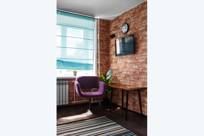 1-комн. квартира, 30 кв.м. на 3 человека, Строительная улица, 43, Юрга - Фотография 13