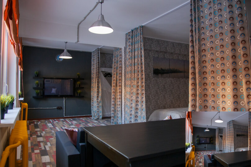 2-комн. квартира, 45 кв.м. на 5 человек, улица Кирова, 18, Юрга - Фотография 4