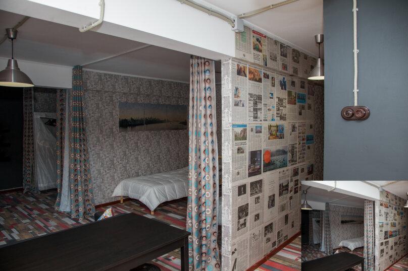 2-комн. квартира, 45 кв.м. на 5 человек, улица Кирова, 18, Юрга - Фотография 9