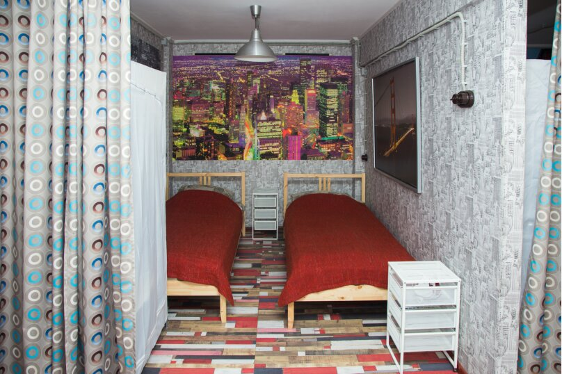 2-комн. квартира, 45 кв.м. на 5 человек, улица Кирова, 18, Юрга - Фотография 12