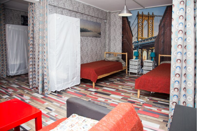 2-комн. квартира, 45 кв.м. на 5 человек, улица Кирова, 18, Юрга - Фотография 14