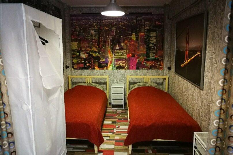 2-комн. квартира, 45 кв.м. на 5 человек, улица Кирова, 18, Юрга - Фотография 16