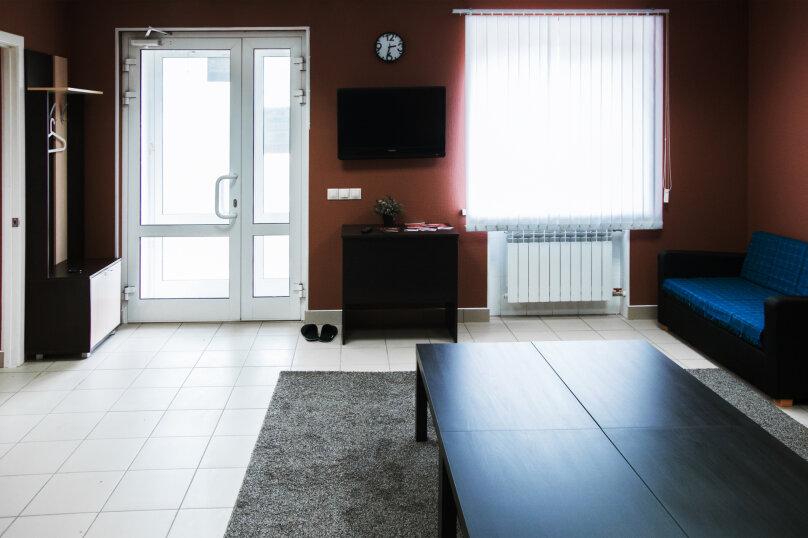 2-комн. квартира, 45 кв.м. на 5 человек, проспект Победы, 18, Юрга - Фотография 10