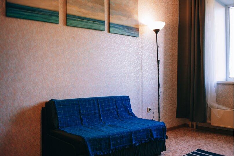 1-комн. квартира, 30 кв.м. на 3 человека, улица Исайченко, 18, Юрга - Фотография 1