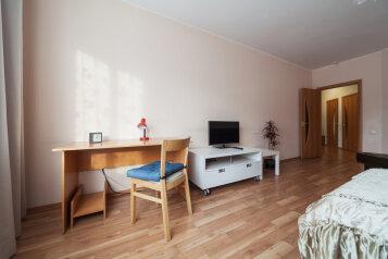 2-комн. квартира, 75 кв.м. на 8 человек, улица Радищева, 33, Ленинский район, Екатеринбург - Фотография 2