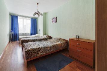 2-комн. квартира, 75 кв.м. на 8 человек, улица Радищева, 33, Ленинский район, Екатеринбург - Фотография 3