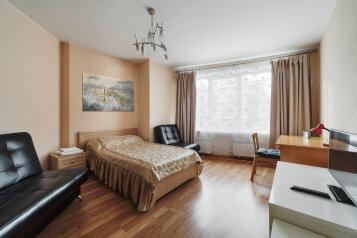 2-комн. квартира, 75 кв.м. на 8 человек, улица Радищева, 33, Ленинский район, Екатеринбург - Фотография 4