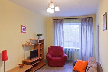2-комн. квартира, 55 кв.м. на 4 человека, улица Карла Либкнехта, 16, Ленинский район, Екатеринбург - Фотография 1