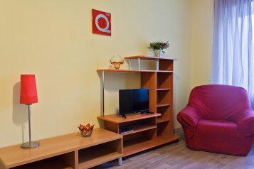 2-комн. квартира, 55 кв.м. на 4 человека, улица Карла Либкнехта, 16, Ленинский район, Екатеринбург - Фотография 3