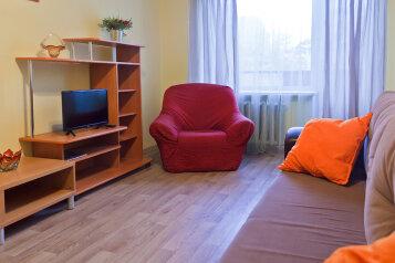 2-комн. квартира, 55 кв.м. на 4 человека, улица Карла Либкнехта, 16, Ленинский район, Екатеринбург - Фотография 4