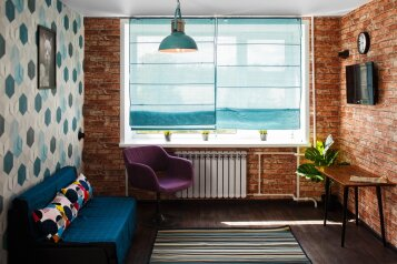1-комн. квартира, 30 кв.м. на 3 человека, Строительная улица, 43, Юрга - Фотография 1