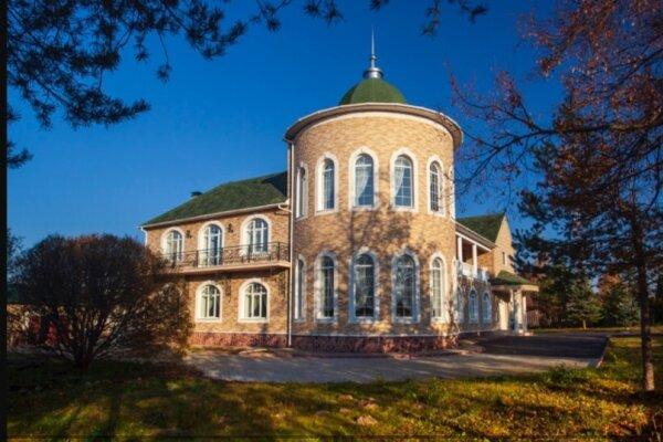Загородная усадьба, 700 кв.м. на 25 человек, 10 спален, деревня Воронцово, уч 23, Сергиев Посад - Фотография 1