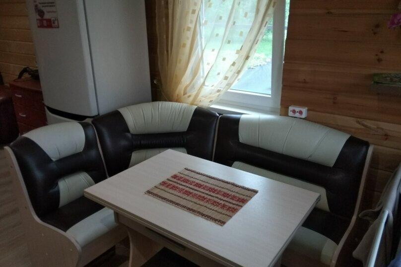 Дом, 42 кв.м. на 4 человека, 2 спальни, деревня Надевицы, Центральная, 32, Луга - Фотография 5
