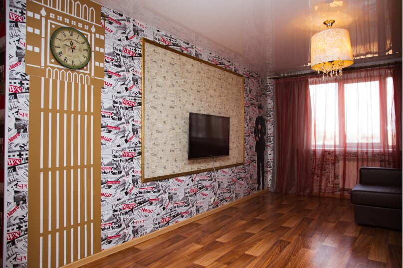 2-комн. квартира, 45 кв.м. на 4 человека, Ленинградская улица, 37, Юрга - Фотография 2
