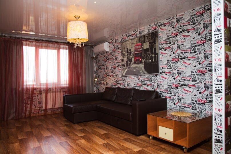2-комн. квартира, 45 кв.м. на 4 человека, Ленинградская улица, 37, Юрга - Фотография 3
