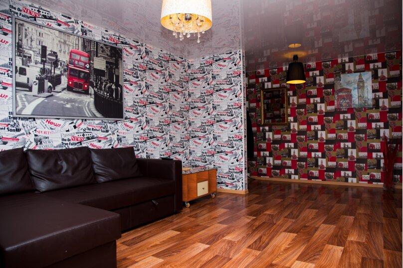 2-комн. квартира, 45 кв.м. на 4 человека, Ленинградская улица, 37, Юрга - Фотография 4