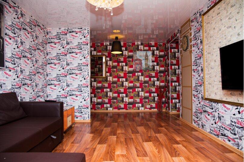 2-комн. квартира, 45 кв.м. на 4 человека, Ленинградская улица, 37, Юрга - Фотография 5