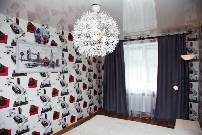 2-комн. квартира, 45 кв.м. на 4 человека, Ленинградская улица, 37, Юрга - Фотография 6
