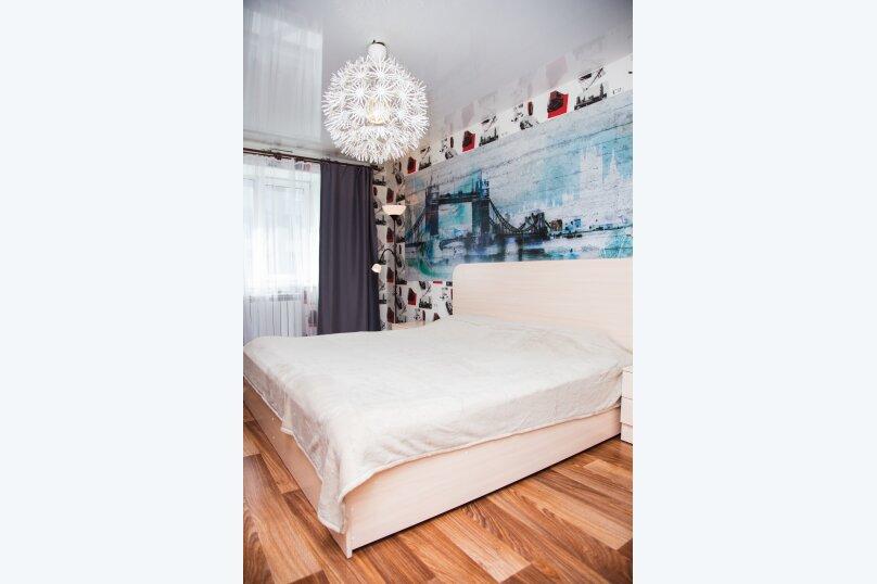 2-комн. квартира, 45 кв.м. на 4 человека, Ленинградская улица, 37, Юрга - Фотография 9