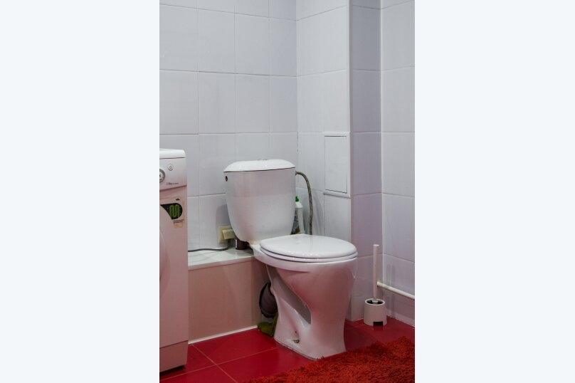 2-комн. квартира, 45 кв.м. на 4 человека, Ленинградская улица, 37, Юрга - Фотография 13