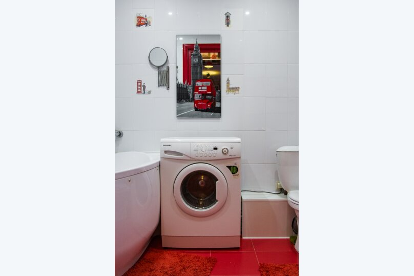 2-комн. квартира, 45 кв.м. на 4 человека, Ленинградская улица, 37, Юрга - Фотография 14