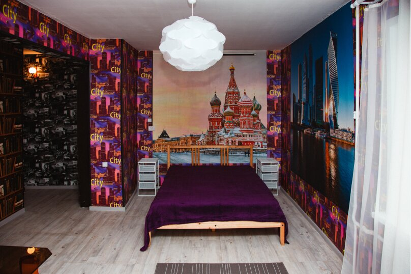 1-комн. квартира, 30 кв.м. на 2 человека, улица Исайченко, 13, Юрга - Фотография 5