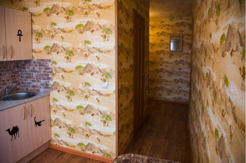 1-комн. квартира, 30 кв.м. на 3 человека, Московская улица, 4А, Юрга - Фотография 8