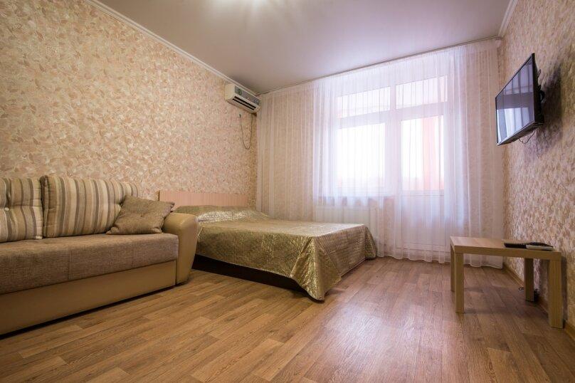 1-комн. квартира, 44 кв.м. на 4 человека, улица Жлобы, 141, Краснодар - Фотография 1
