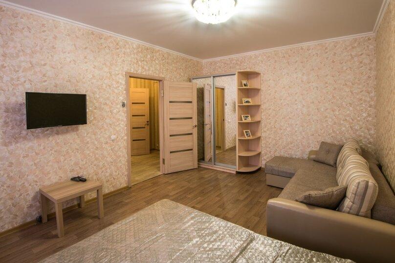 1-комн. квартира, 44 кв.м. на 4 человека, улица Жлобы, 141, Краснодар - Фотография 2