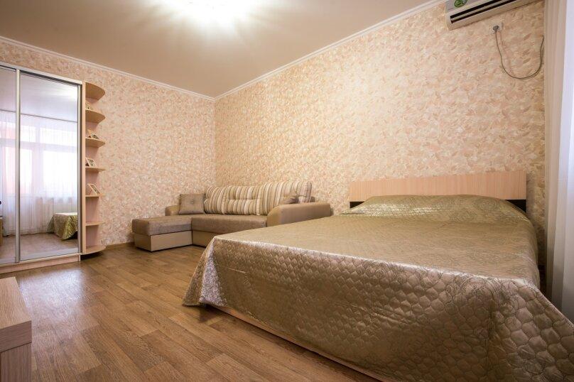 1-комн. квартира, 44 кв.м. на 4 человека, улица Жлобы, 141, Краснодар - Фотография 3
